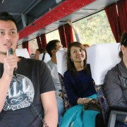 Tour guides play an important role in the tourism sector as they are ambassadors for the tourists visiting Kyrgyzstan.