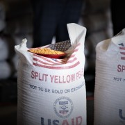 These funds will ultimately help maintain critical food assistance to refugees here in Tanzania. The contribution comprises $6 million in cash for commodity procurements in the local market, and $2 million of in-kind assistance in the form of yellow split peas.