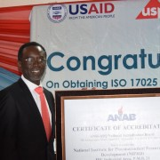 USAID support helped Institute meet international standards