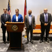 U.S. Government Delivers on PNG Electrification Partnership Promise