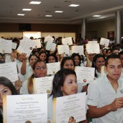 One hundred and twenty-five youth graduated from USAID's Support to Technical Degrees