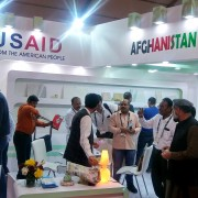 Afghanistan Markets Marble at Major Indian Trade Show