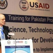 U.S. to Foster S&T Cooperation to Help Pakistan Embrace Technology-driven Economic Growth