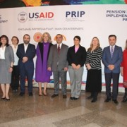 USAID PRIP partner group photo
