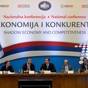 Presentation of the National Program for Countering the Shadow Economy Developed with USAID Support