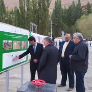 USAID and the Aga Khan Foundation Provide Water and Sanitation Access in Roshtqala District