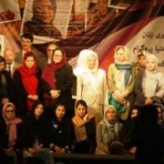 More than 100 Afghan women attended the ceremony.