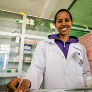 Through capacity building efforts of USAID, the pharmacy practice in Ethiopia is shifting from being commodity-centred to patient-centred. This has empowered pharmacists to be active members of the healthcare team and contribute to better health outcomes.