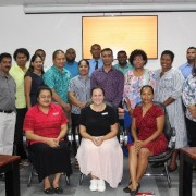U.S. Government Promotes Capacity Building in Disaster Resilience for Small and Medium Businesses in Fiji
