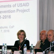 Ambassador Kelly Gives Remarks at USAID's TB Prevention Project Close-Out Event