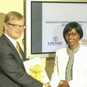 Official handover of the complete RERA training curriculum