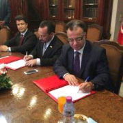 Tunisia signs $500 million Loan Guarantee Agreement with the United States