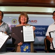 U.S. Government and Legazpi City Enter into Partnership to Promote Inclusive and Resilient Urban Growth