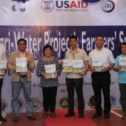 USAID and Partners Celebrate Completion of P76 Million Agri Project in Bicol