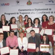 USAID, Albania, actuaries, actuarial science, financial sector reforms