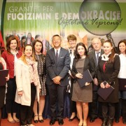 Local NGOs to Conduct Democracy Projects in Albania