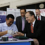 USAID and Thai Red Cross AIDS Research Centre Partner to Reduce HIV Infection