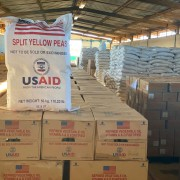 The United States will continue to stand by the Government and people of Madagascar to respond to this crisis, to try and prevent starvation and famine, to help those who desperately need it