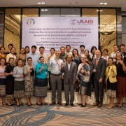 USAID and MOH Celebrate Key Successes on the Implementation of COVID-19 Activities
