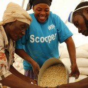 A USAID partnership with the World Food Programme will provide over 800 tons of food support to displaced persons in Zambia's Luapula Province.
