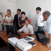 USAID Supports Knowledge Exchange for Effective Engagement of Civil Society in Tuberculosis Control in Uzbekistan and Tajikistan