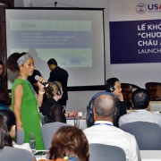 The USAID Wildlife Asia project launched the third phase of the Chi Initiative in Hanoi.