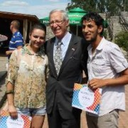 South Serbia Youth and Entrepreneurs Recognized for Participation in YouthBuild Program