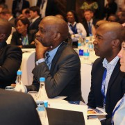 Photo of participants at June 2018 African Structured Trade Seminar
