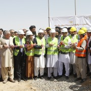 Afghanistan Utility Breaks Ground on Landmark Infrastructure Project