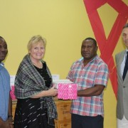 United States Government celebrates six years of partnership responding to HIV in PNG