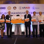 U.S., Philippine Governments and WFP Celebrate Accomplishments of Disaster Resilience Project