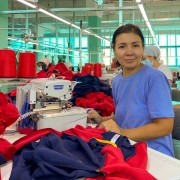 With more than 500 people working at the factory, it became the largest employer in Batken region.