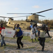 Joint Task Force Matthew, USAID Deliver Relief Supplies To Hurricane Matthew Victims