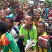 Learning is Fun: Through USAID's Transforming Education for Adults and Children in the Hinterlands project, more than 1.5 millio