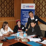 U.S. Government Engages Media in Tajikistan to Increase Awareness of Tuberculosis