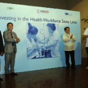 USAID and DOH Launch National Project to Strengthen Philippine Health Workers