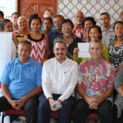 U.S. Government partners with the FSM Government to complete Project Preparation Training Program in the FSM