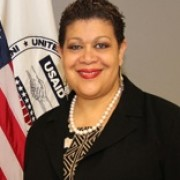 USAID Acting Assistant Administrator (AA) for Asia Denise Rollins