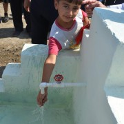 U.S., Azerbaijan Improve Water Supply in Villages of Goranboy and Samukh Districts