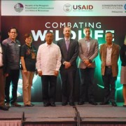 U.S. and Philippine Governments Call for Unified Action to Combat Wildlife Trafficking