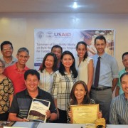 US Turns Over Feasibility Study on Bulk Water Supply Project to Tacloban City
