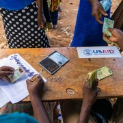 USAID and WFP continue to provide cash transfers to build resilience in food insecure districts in Malawi.