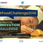 USAID and YSEALI Challenge Youth to Innovate for Food Security