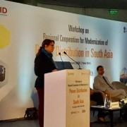 Remarks by Acting Mission Director Ramona El Hamzaoui at the Workshop on Regional Cooperation for Modernization of Power Distribution in South Asia