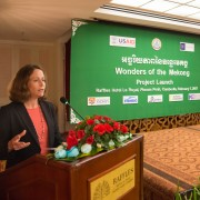 Remarks by Polly Dunford, USAID Mission Director, Wonders of Mekong Project Launch