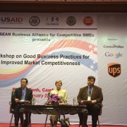 Remarks by USAID Cambodia Mission Director Rebecca Black at US-ASEAN Business Alliance Workshop