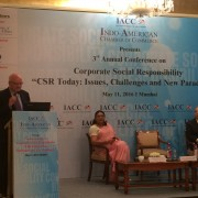Keynote Address by Ambassador Jonathan Addleton at the Third Annual Conference of the Indo-American Chamber of Commerce on Corpo