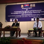 Remarks by Sheri-Nouane Duncan-Jones, Director,  Office of Public Health and Education, USAID Cambodia, Dissemination Workshop on Integrated Behavioral and Biological Survey among Female Entertainment Workers in Cambodia in 2017
