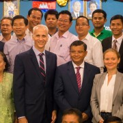 Remarks by Sean Callahan, Deputy Mission Director, USAID Cambodia, Program Launch for Early Grade Reading Support to  the Ministry of Education, Youth and Sport