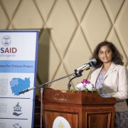 Remarks by Ms. Veena Reddy, Mission Director, USAID/Cambodia, Launch of Civic Tech Tools on One Window Service Offices